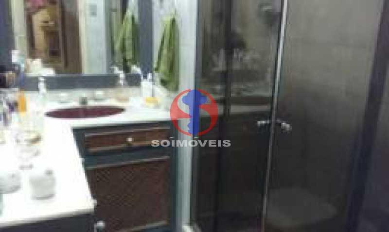 Banheiro Social  - Apartamento 2 quartos à venda Andaraí, Rio de Janeiro - R$ 520.000 - TJAP21502 - 17