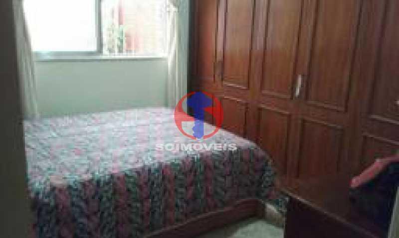 Quarto 1 - Apartamento 2 quartos à venda Andaraí, Rio de Janeiro - R$ 520.000 - TJAP21502 - 12