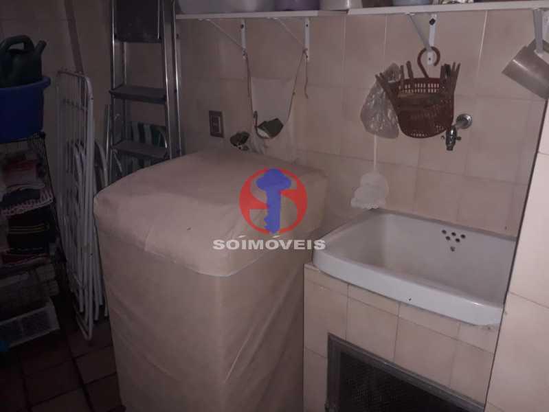Área de Serviço - Apartamento 2 quartos à venda Andaraí, Rio de Janeiro - R$ 520.000 - TJAP21502 - 27