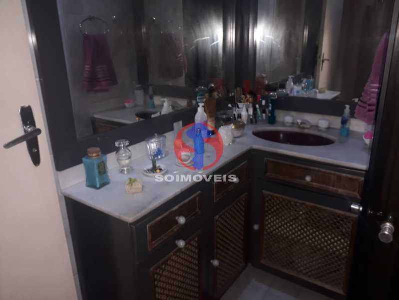 Banheiro Social  - Apartamento 2 quartos à venda Andaraí, Rio de Janeiro - R$ 520.000 - TJAP21502 - 18