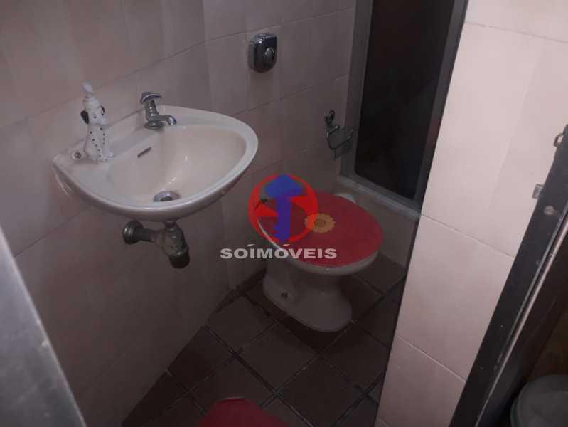 Banheiro de Serviço - Apartamento 2 quartos à venda Andaraí, Rio de Janeiro - R$ 520.000 - TJAP21502 - 28