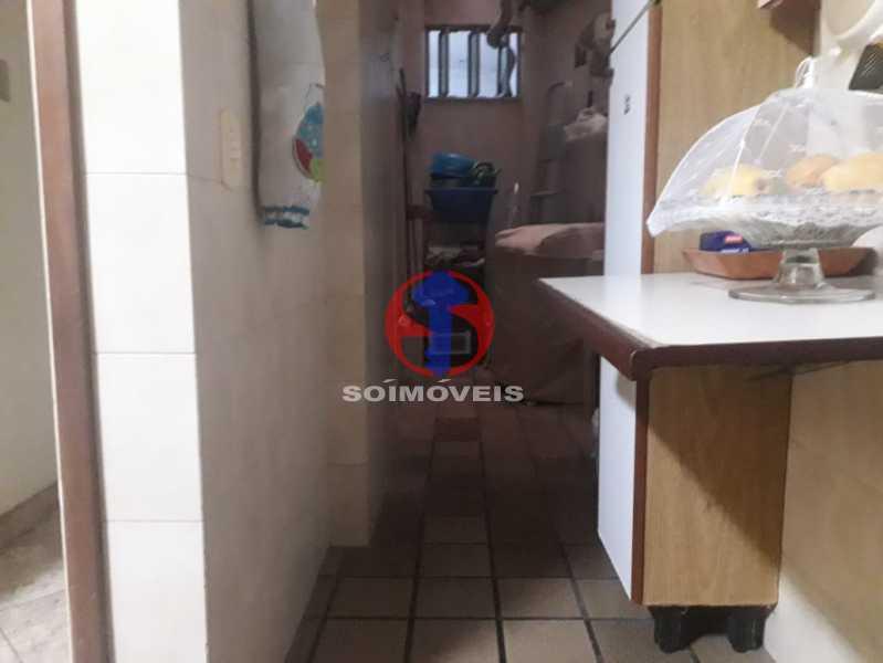 Área de Serviço - Apartamento 2 quartos à venda Andaraí, Rio de Janeiro - R$ 520.000 - TJAP21502 - 26