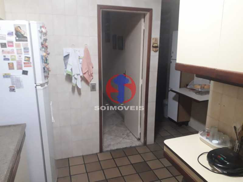 Cozinha - Apartamento 2 quartos à venda Andaraí, Rio de Janeiro - R$ 520.000 - TJAP21502 - 25