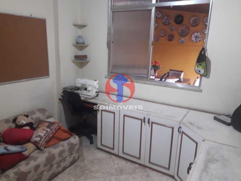 Quarto 2 - Apartamento 2 quartos à venda Andaraí, Rio de Janeiro - R$ 520.000 - TJAP21502 - 19