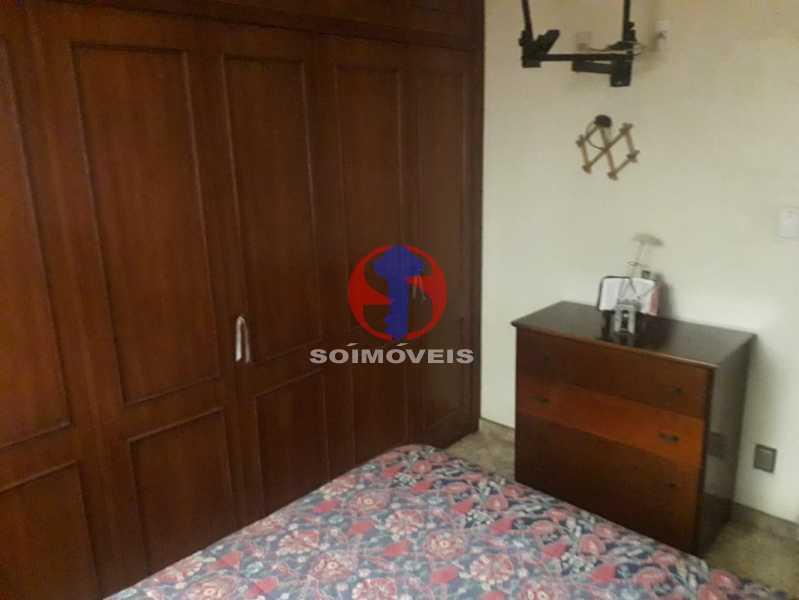 Quarto 1 - Apartamento 2 quartos à venda Andaraí, Rio de Janeiro - R$ 520.000 - TJAP21502 - 13