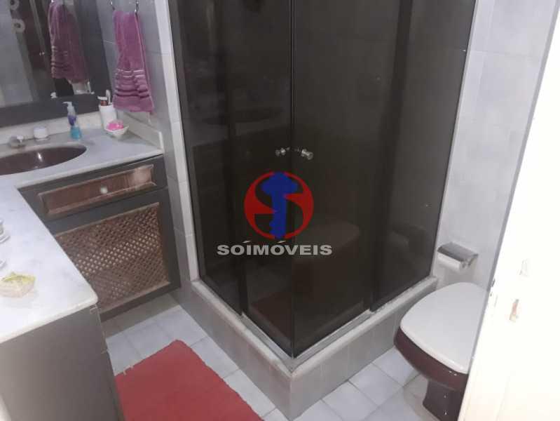 Banheiro Social  - Apartamento 2 quartos à venda Andaraí, Rio de Janeiro - R$ 520.000 - TJAP21502 - 16