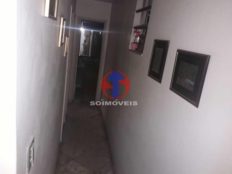 circulação  - Apartamento 2 quartos à venda Andaraí, Rio de Janeiro - R$ 520.000 - TJAP21502 - 22