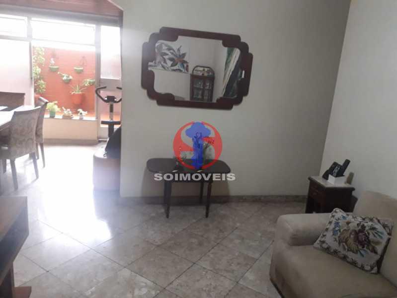 Sala - Apartamento 2 quartos à venda Andaraí, Rio de Janeiro - R$ 520.000 - TJAP21502 - 4