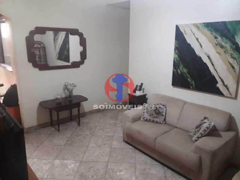 Sala - Apartamento 2 quartos à venda Andaraí, Rio de Janeiro - R$ 520.000 - TJAP21502 - 5