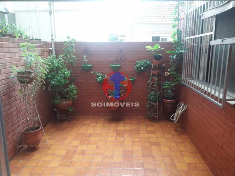 Varandas - Apartamento 2 quartos à venda Andaraí, Rio de Janeiro - R$ 520.000 - TJAP21502 - 1