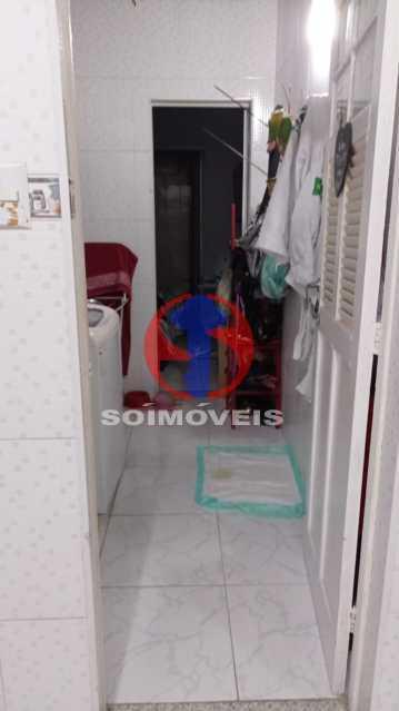 LAVANDERIA - Apartamento 2 quartos à venda Rio Comprido, Rio de Janeiro - R$ 395.000 - TJAP21504 - 4