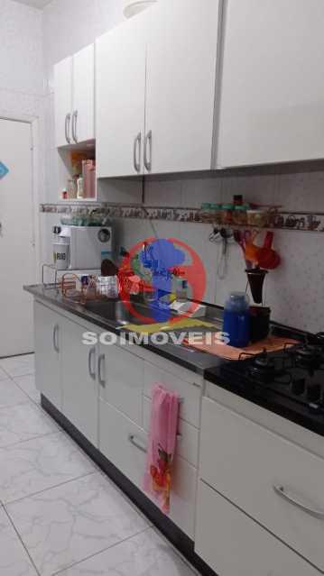 COZINHA - Apartamento 2 quartos à venda Rio Comprido, Rio de Janeiro - R$ 395.000 - TJAP21504 - 5