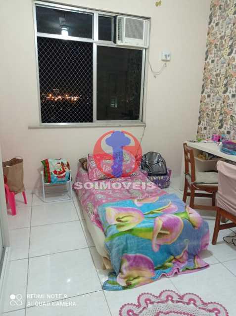 QUARTO - Apartamento 2 quartos à venda Rio Comprido, Rio de Janeiro - R$ 395.000 - TJAP21504 - 6