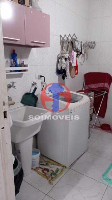 ÁREA DE SERVIÇO - Apartamento 2 quartos à venda Rio Comprido, Rio de Janeiro - R$ 395.000 - TJAP21504 - 7