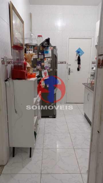COPA - Apartamento 2 quartos à venda Rio Comprido, Rio de Janeiro - R$ 395.000 - TJAP21504 - 8