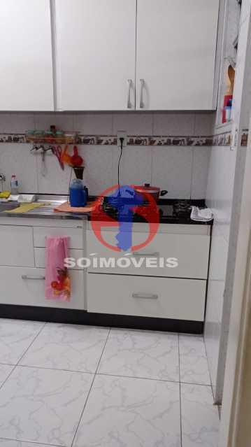 COZINHA - Apartamento 2 quartos à venda Rio Comprido, Rio de Janeiro - R$ 395.000 - TJAP21504 - 10