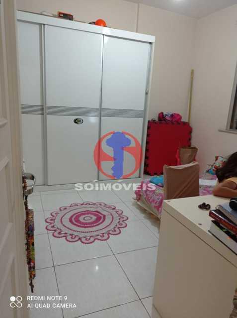QUARTO - Apartamento 2 quartos à venda Rio Comprido, Rio de Janeiro - R$ 395.000 - TJAP21504 - 11
