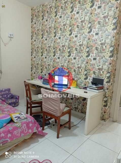 QUARTO - Apartamento 2 quartos à venda Rio Comprido, Rio de Janeiro - R$ 395.000 - TJAP21504 - 12