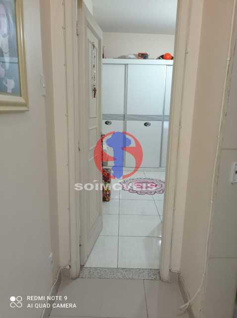 HALL - Apartamento 2 quartos à venda Rio Comprido, Rio de Janeiro - R$ 395.000 - TJAP21504 - 13