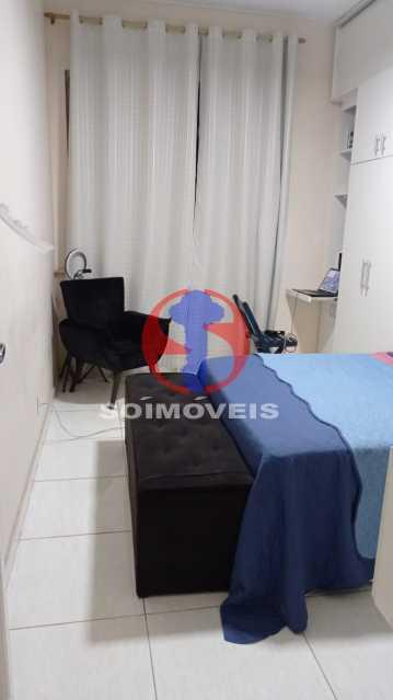 QUARTO - Apartamento 2 quartos à venda Rio Comprido, Rio de Janeiro - R$ 395.000 - TJAP21504 - 14