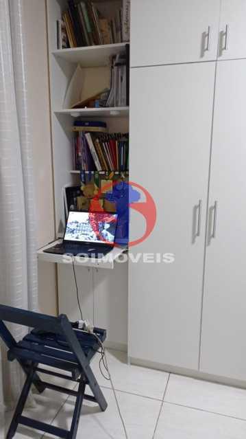 QUARTO - Apartamento 2 quartos à venda Rio Comprido, Rio de Janeiro - R$ 395.000 - TJAP21504 - 15