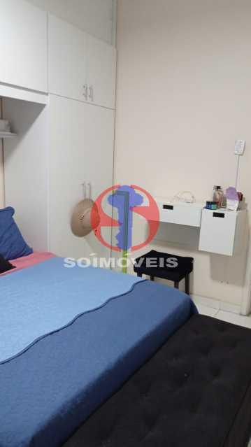 QUARTO - Apartamento 2 quartos à venda Rio Comprido, Rio de Janeiro - R$ 395.000 - TJAP21504 - 16