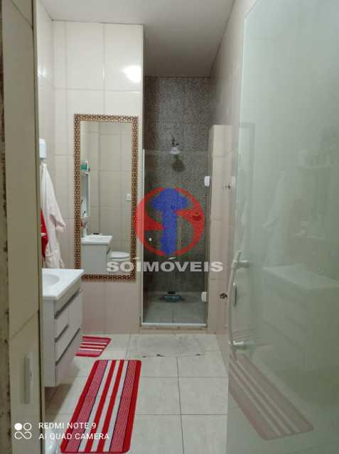 BANHEIRO - Apartamento 2 quartos à venda Rio Comprido, Rio de Janeiro - R$ 395.000 - TJAP21504 - 17