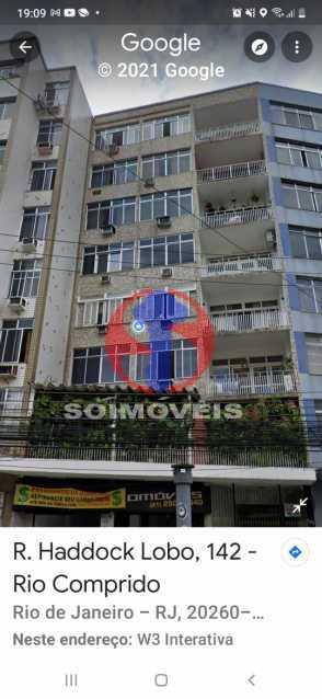 FACHADA - Apartamento 2 quartos à venda Rio Comprido, Rio de Janeiro - R$ 395.000 - TJAP21504 - 18