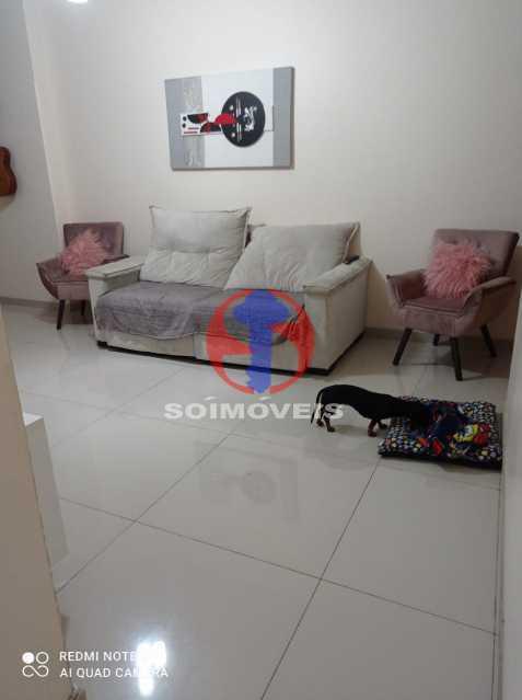 SALA - Apartamento 2 quartos à venda Rio Comprido, Rio de Janeiro - R$ 395.000 - TJAP21504 - 21