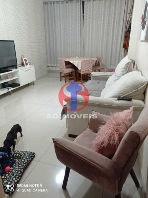 SALA - Apartamento 2 quartos à venda Rio Comprido, Rio de Janeiro - R$ 395.000 - TJAP21504 - 22
