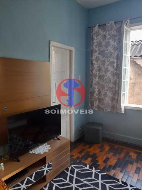 QUARTO - Apartamento 3 quartos à venda Rio Comprido, Rio de Janeiro - R$ 350.000 - TJAP30734 - 3