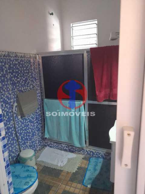 BANHEIRO - Apartamento 3 quartos à venda Rio Comprido, Rio de Janeiro - R$ 350.000 - TJAP30734 - 9
