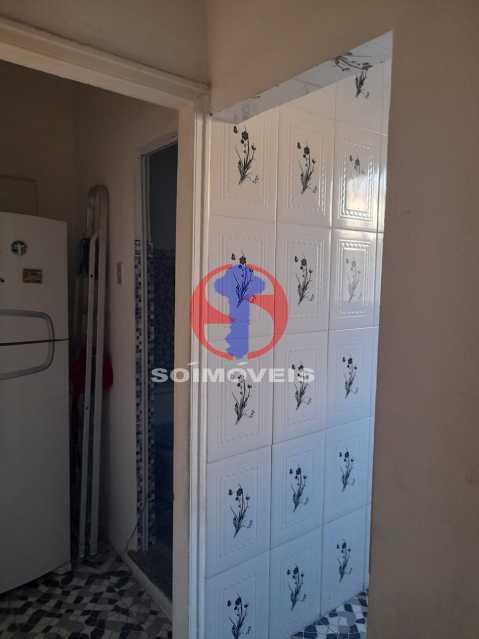 HALL COZINHA - Apartamento 3 quartos à venda Rio Comprido, Rio de Janeiro - R$ 350.000 - TJAP30734 - 12