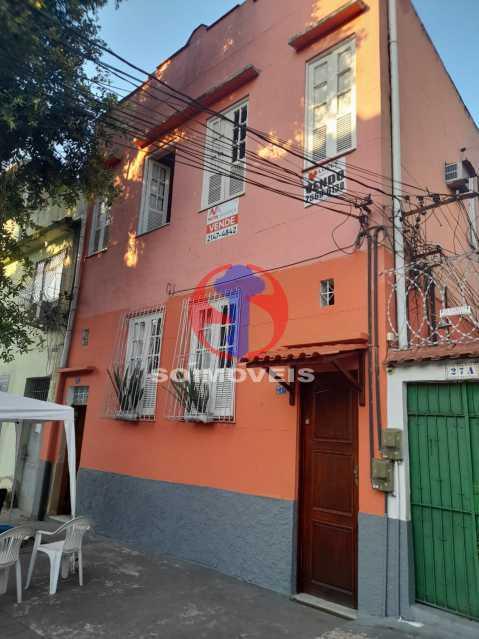 FACHADA - Apartamento 3 quartos à venda Rio Comprido, Rio de Janeiro - R$ 350.000 - TJAP30734 - 22