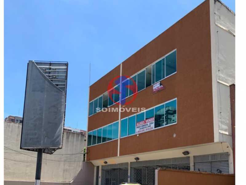 FRENTE - Prédio 2028m² à venda Méier, Rio de Janeiro - R$ 7.500.000 - TJPR00005 - 3