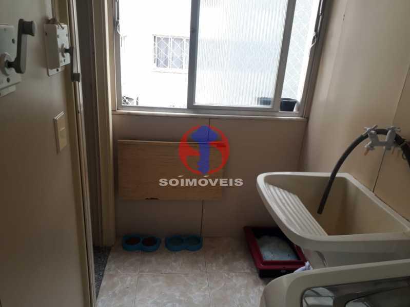 11 - Apartamento 1 quarto à venda Tijuca, Rio de Janeiro - R$ 329.000 - TJAP10335 - 16