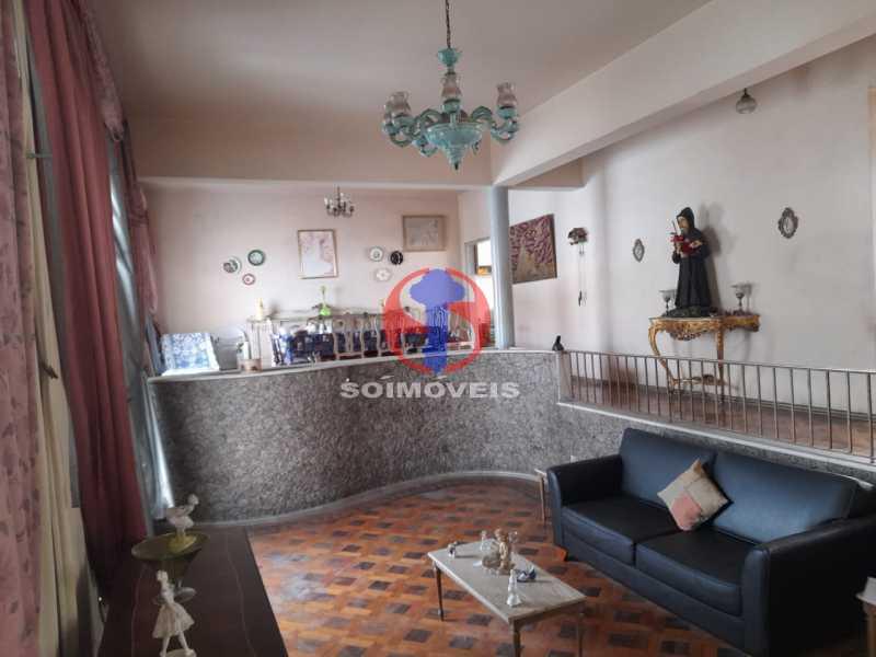 SALÃO - Casa de Vila 4 quartos à venda Tijuca, Rio de Janeiro - R$ 850.000 - TJCV40022 - 4