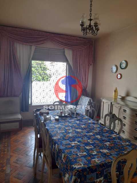 SALA AMPLA - Casa de Vila 4 quartos à venda Tijuca, Rio de Janeiro - R$ 850.000 - TJCV40022 - 5