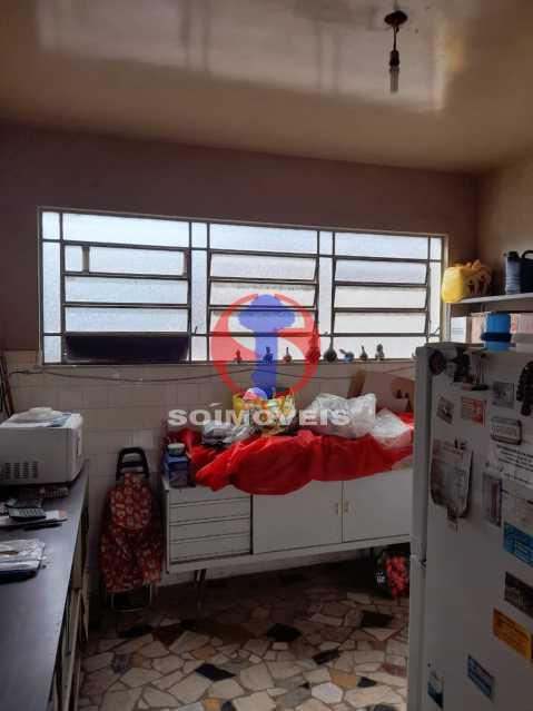 COZINHA GRANDE - Casa de Vila 4 quartos à venda Tijuca, Rio de Janeiro - R$ 850.000 - TJCV40022 - 6