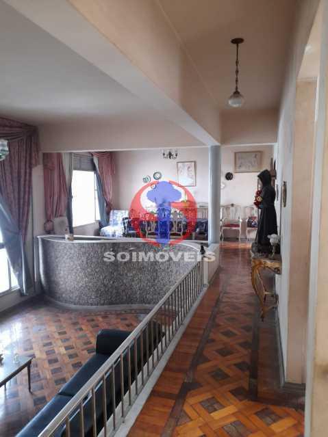 SALÃO - Casa de Vila 4 quartos à venda Tijuca, Rio de Janeiro - R$ 850.000 - TJCV40022 - 10