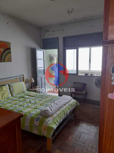 QUARTO - Casa de Vila 4 quartos à venda Tijuca, Rio de Janeiro - R$ 850.000 - TJCV40022 - 14