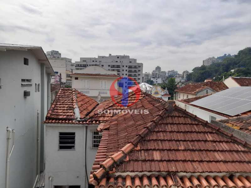 VISTA FUNDOS - Casa de Vila 4 quartos à venda Tijuca, Rio de Janeiro - R$ 850.000 - TJCV40022 - 20