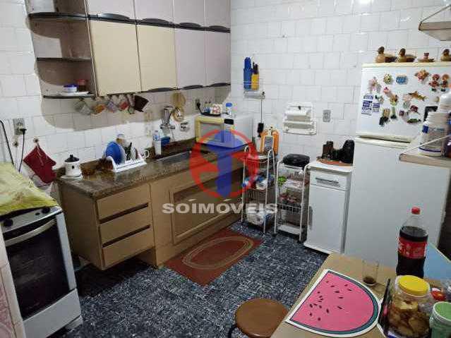 COZ. - Casa de Vila 3 quartos à venda Tijuca, Rio de Janeiro - R$ 750.000 - TJCV30082 - 25