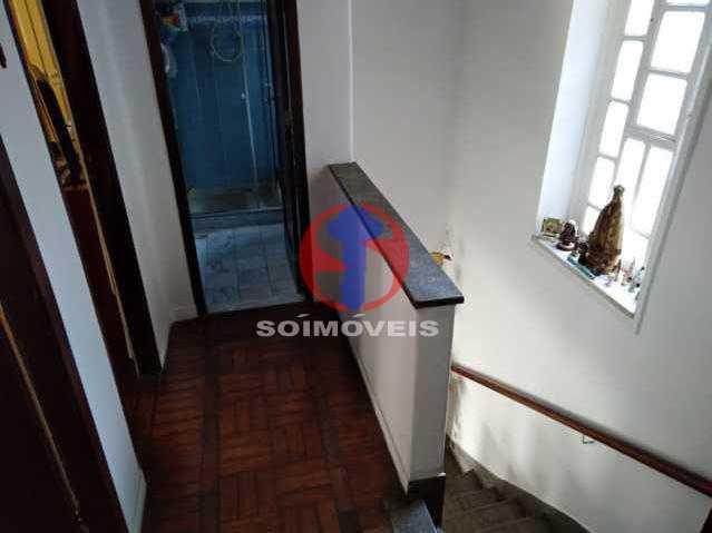 CIRCULAÇÃO - Casa de Vila 3 quartos à venda Tijuca, Rio de Janeiro - R$ 750.000 - TJCV30082 - 17