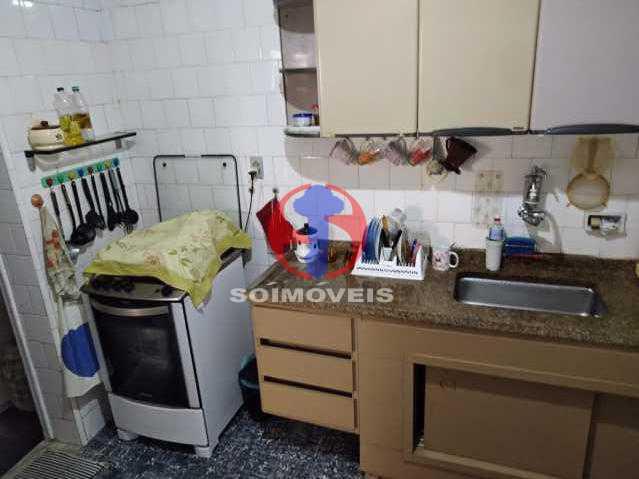 COZ. - Casa de Vila 3 quartos à venda Tijuca, Rio de Janeiro - R$ 750.000 - TJCV30082 - 24
