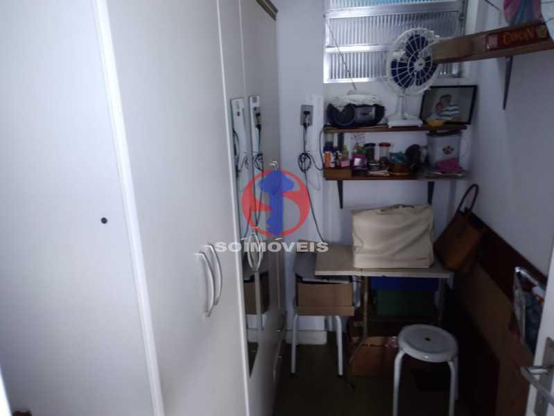 ESCRITÓRIO - Casa de Vila 3 quartos à venda Tijuca, Rio de Janeiro - R$ 750.000 - TJCV30082 - 26
