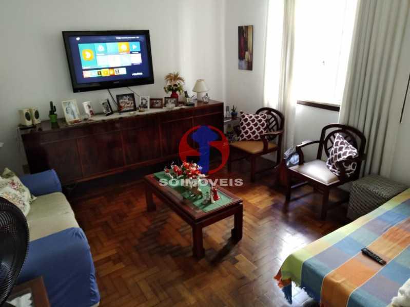SALA2 - Casa de Vila 3 quartos à venda Tijuca, Rio de Janeiro - R$ 750.000 - TJCV30082 - 7