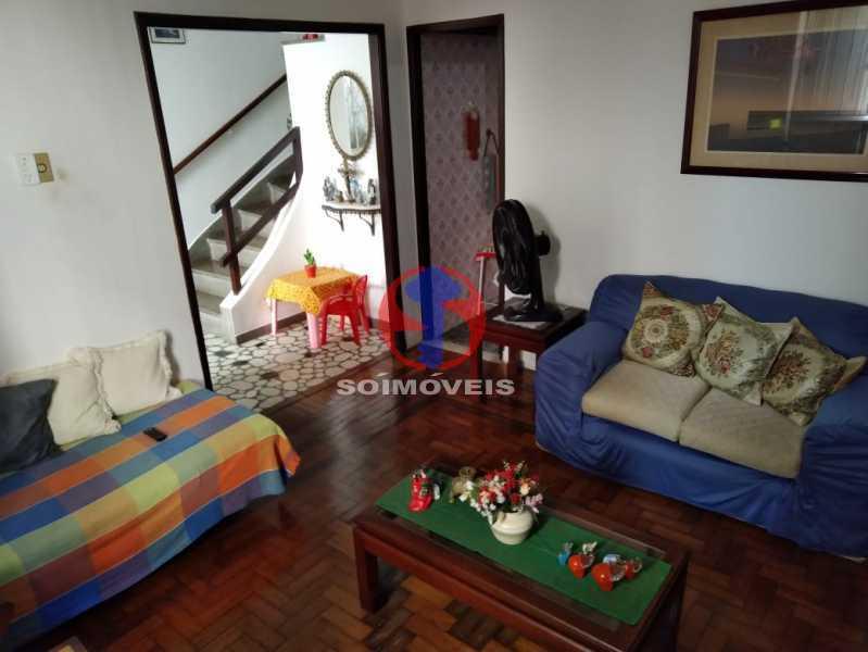 SALA2 - Casa de Vila 3 quartos à venda Tijuca, Rio de Janeiro - R$ 750.000 - TJCV30082 - 8