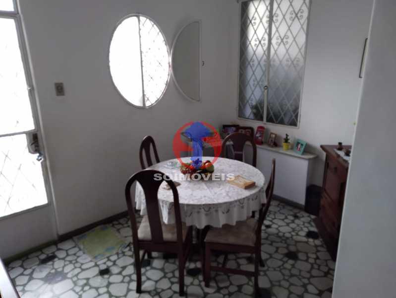 SALA1 - Casa de Vila 3 quartos à venda Tijuca, Rio de Janeiro - R$ 750.000 - TJCV30082 - 3