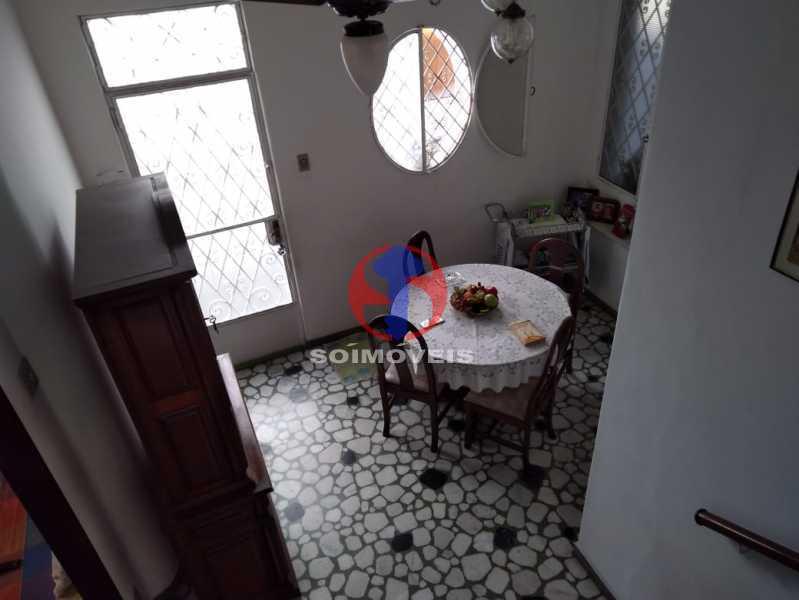 SALA1 - Casa de Vila 3 quartos à venda Tijuca, Rio de Janeiro - R$ 750.000 - TJCV30082 - 4